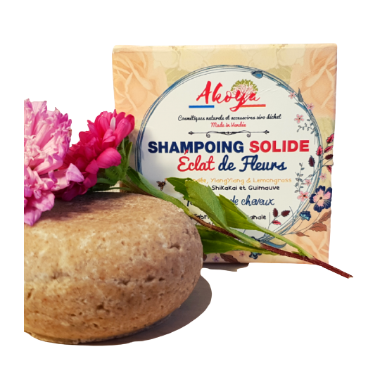 Shampooing Solide Naturel - 100% Made in France